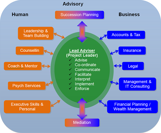 Family Business Services Advisory